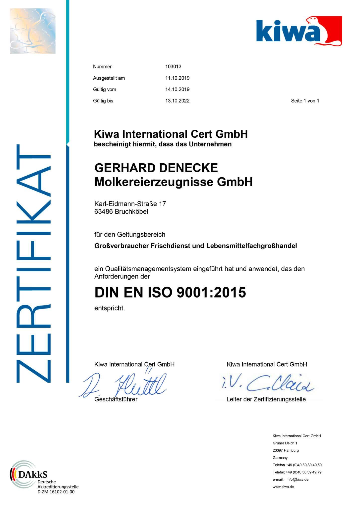 denecke-iso-9001-2019-zertifikat